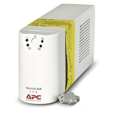 APC BACK-UPS AVR 500