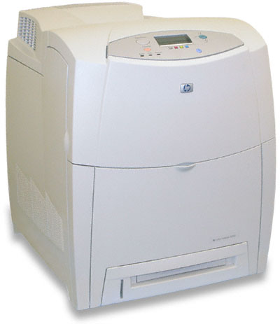 HP Color Laserjet 4600