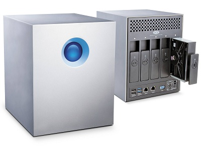 Lacie 20TB 5 Big NAS Pro