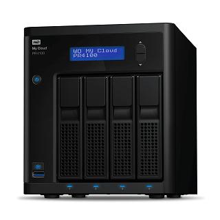 WDC My Cloud Pro PR4100 24TB
